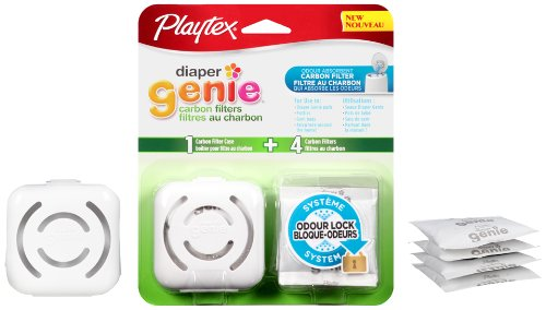diaper genie elite carbon filter instructions