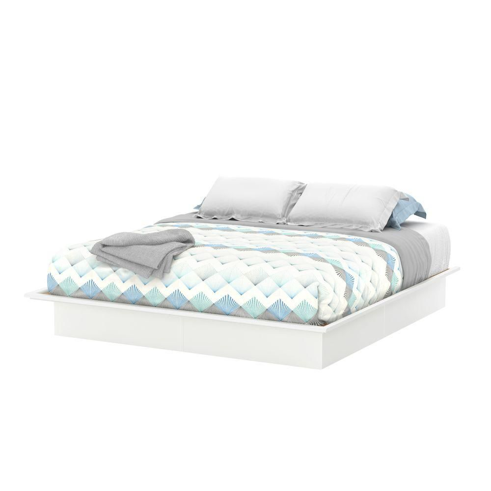 south shore queen platform bed assembly instructions