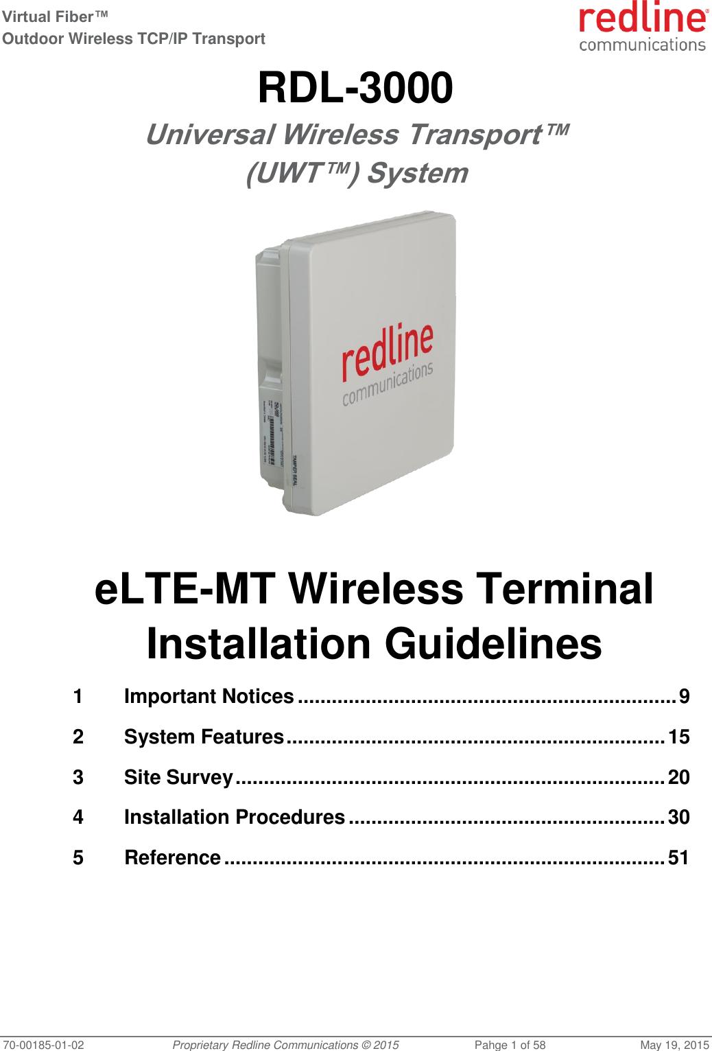 redline si 1 instructions