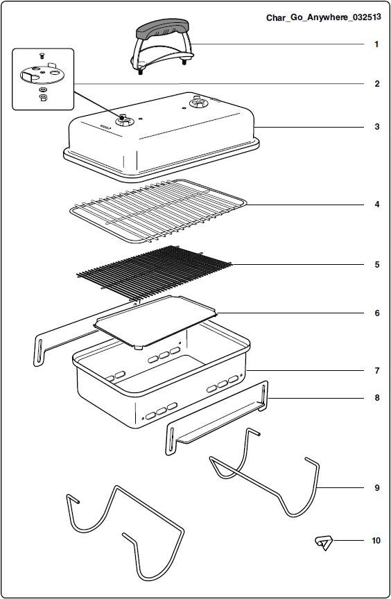 weber spirit e 310 assembly instructions
