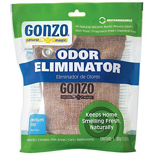 gonzo odor eliminator instructions
