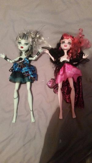 monster high catacombs instructions
