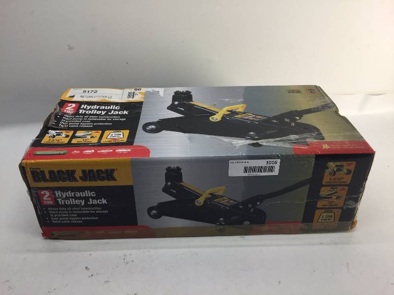 torin black jack 2 ton instructions