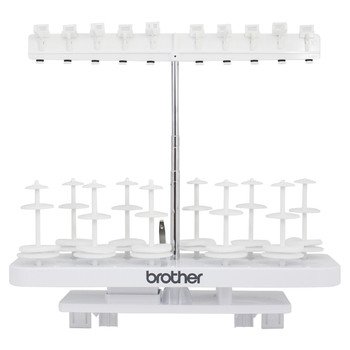 brother 10 spool thread stand instructions