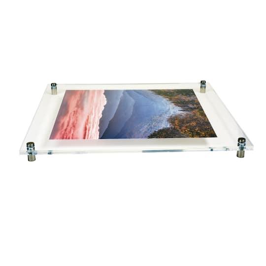 studio decor float frame instructions