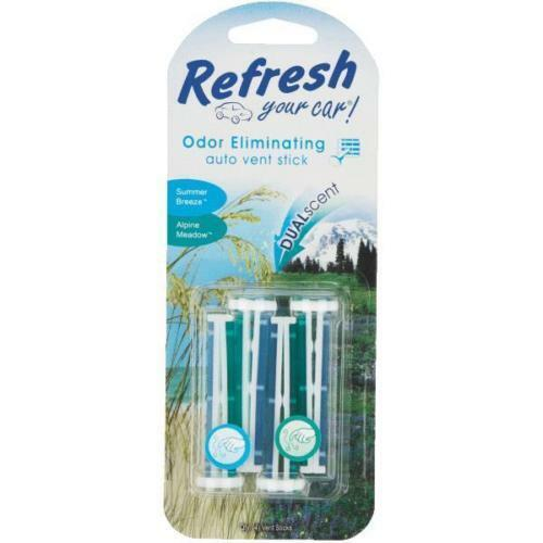 refresh car air freshener instructions
