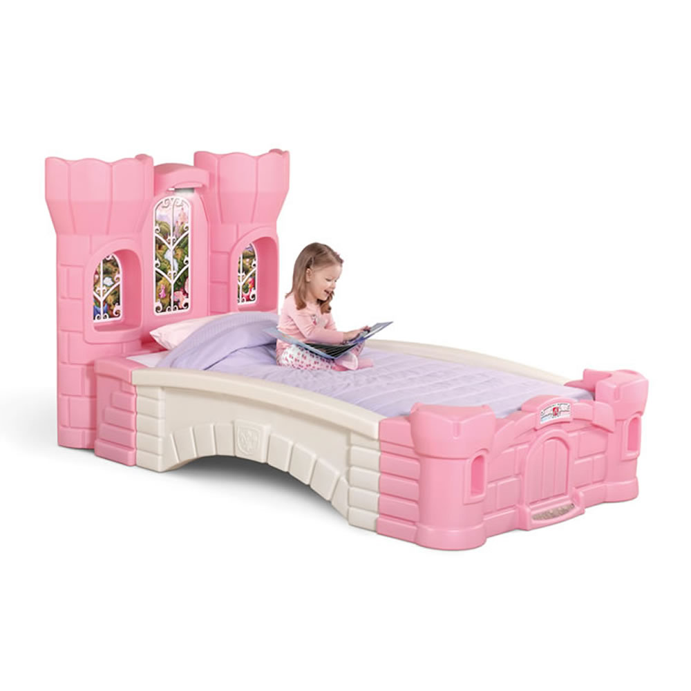 step 2 princess castle bed instructions