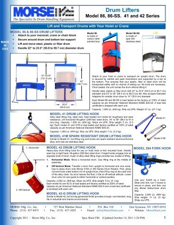 eagle lift gate installation instructions