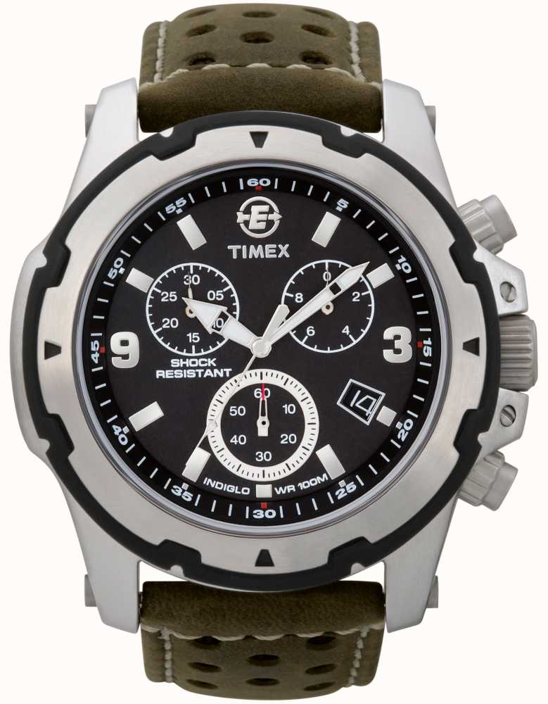 timex expedition indiglo wr100m instructions