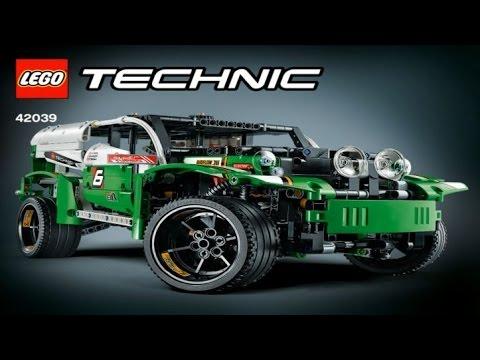 lego technic 42039 instructions