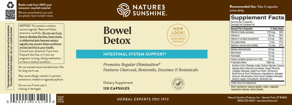 vitamin c bowel tolerance instructions