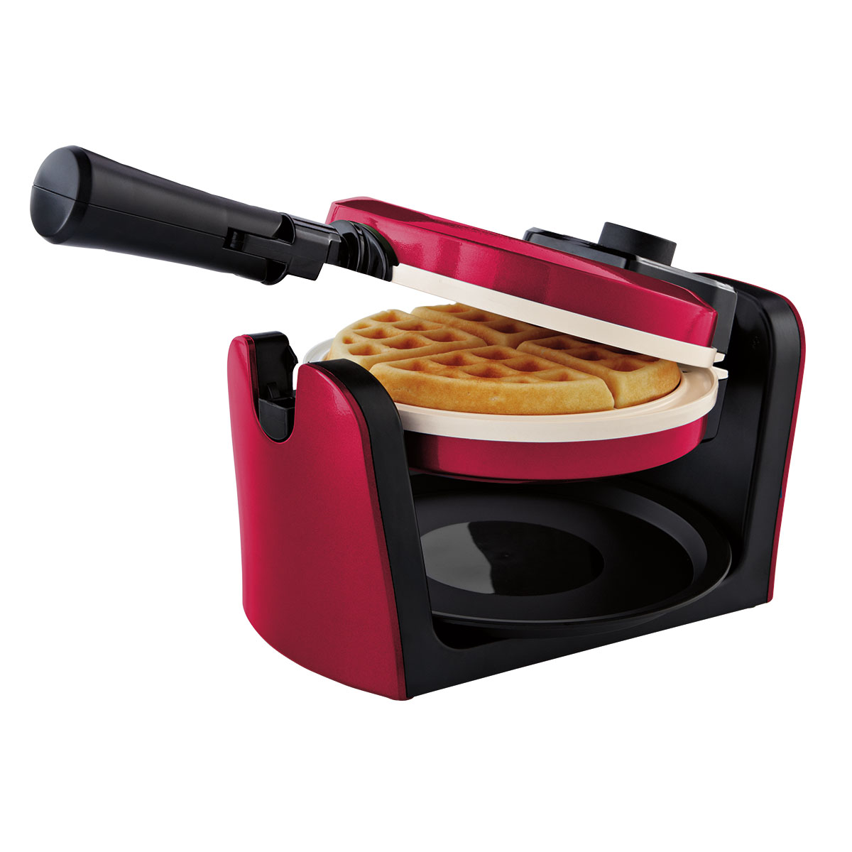 oster flip waffle maker instructions