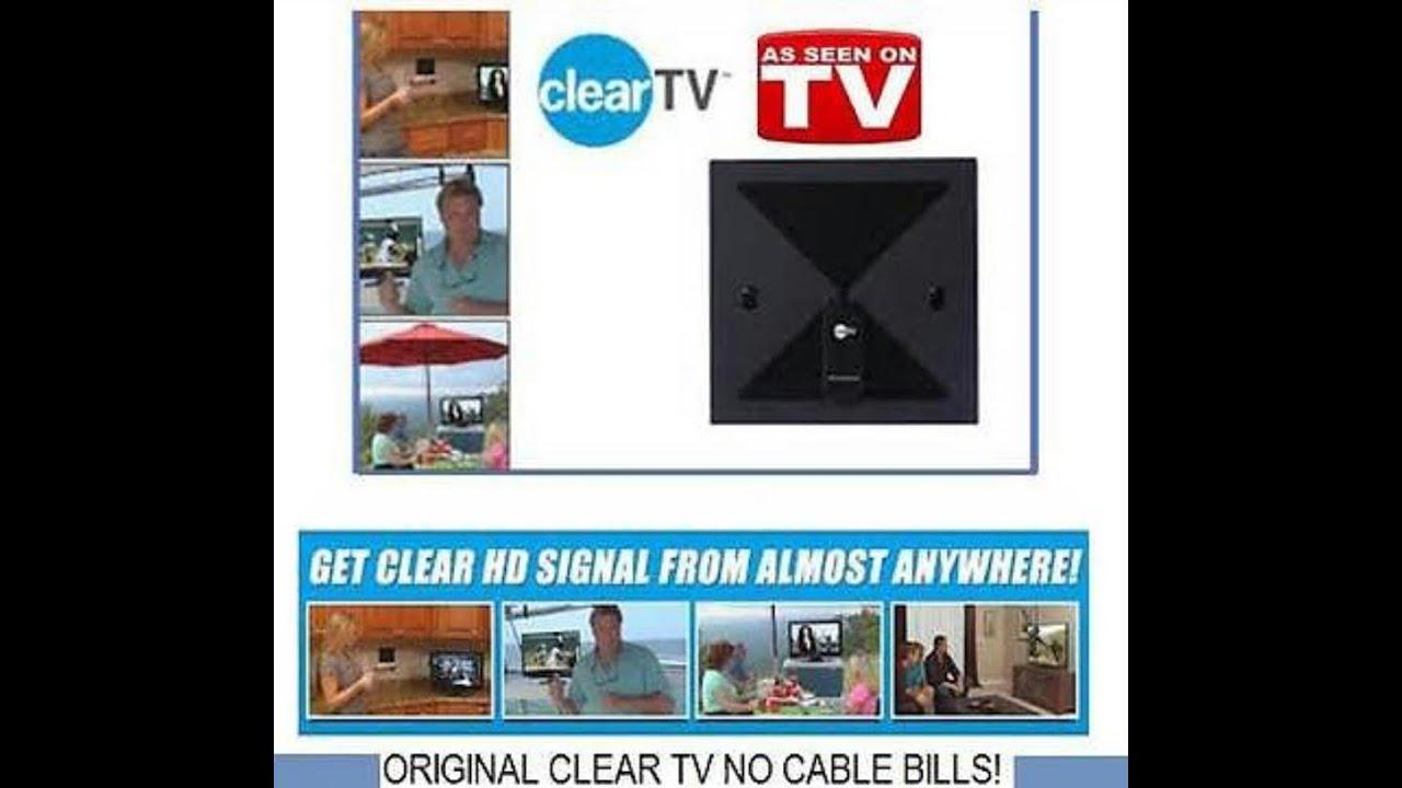 clear tv key instructions