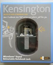kensington laptop key lock instructions