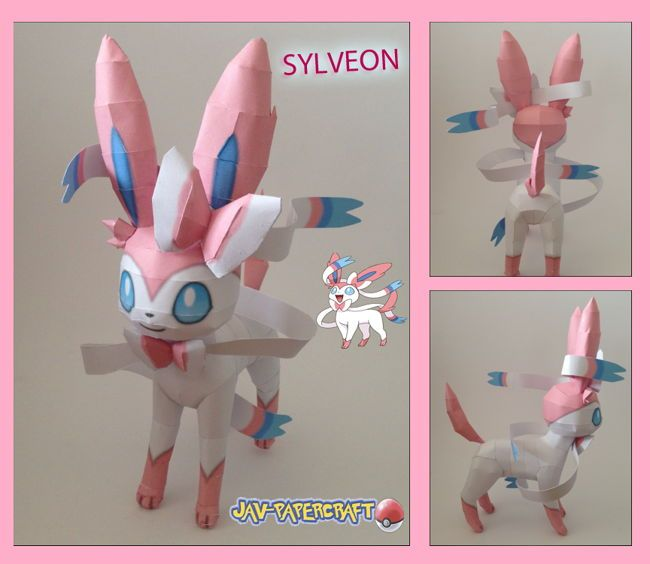 origami pokemon instructions eevee