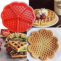 silicone waffle mold instructions