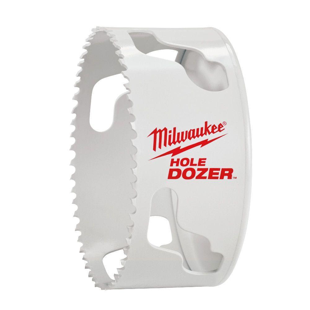 milwaukee hole dozer instructions