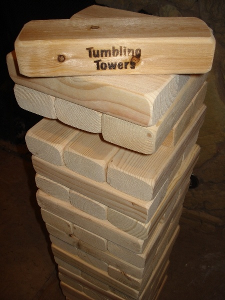 instructions for playing jenga