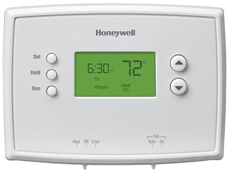 honeywell thermostat instructions rth221b1021