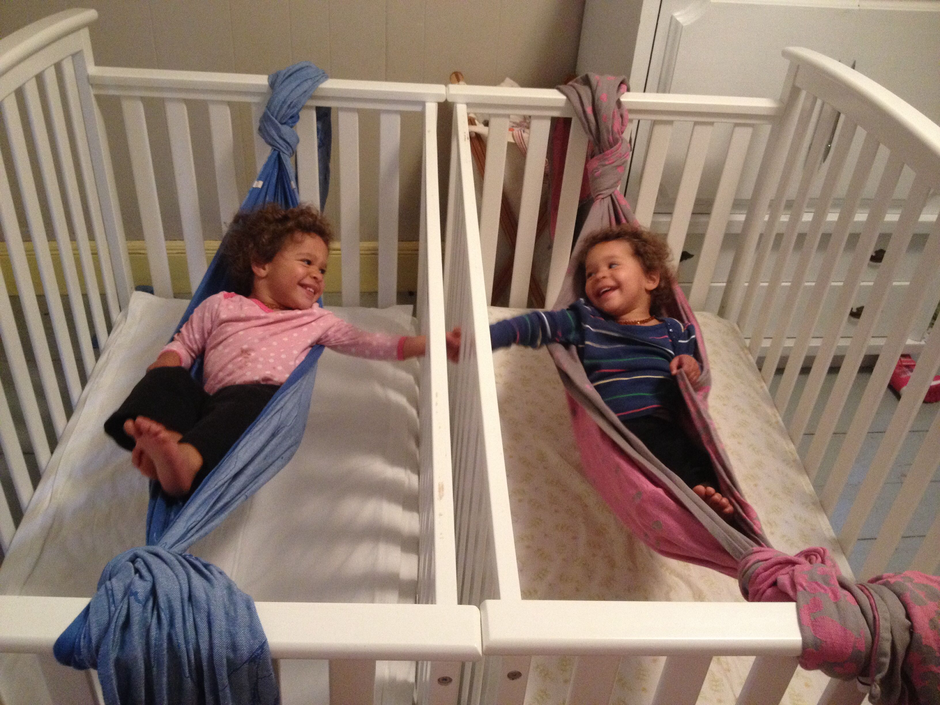 baby hammock for crib instructions