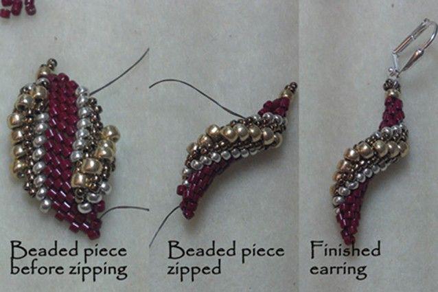 twisted tubular peyote stitch instructions