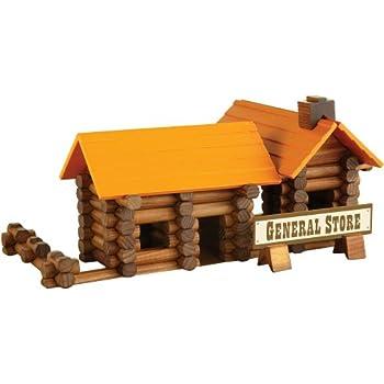 treehaus lumberjax log set instructions