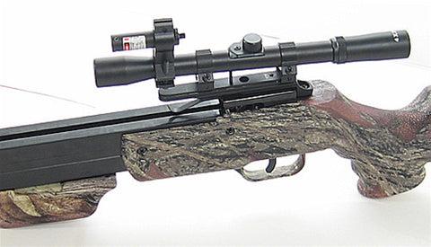 barnett crossbow scope instructions