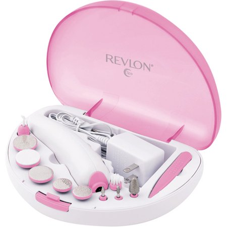 revlon manicure kit instructions