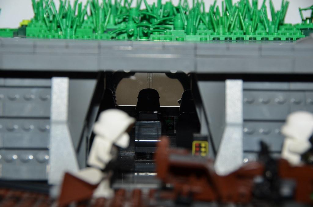 lego endor bunker instructions