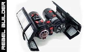 lego sith fury class interceptor instructions