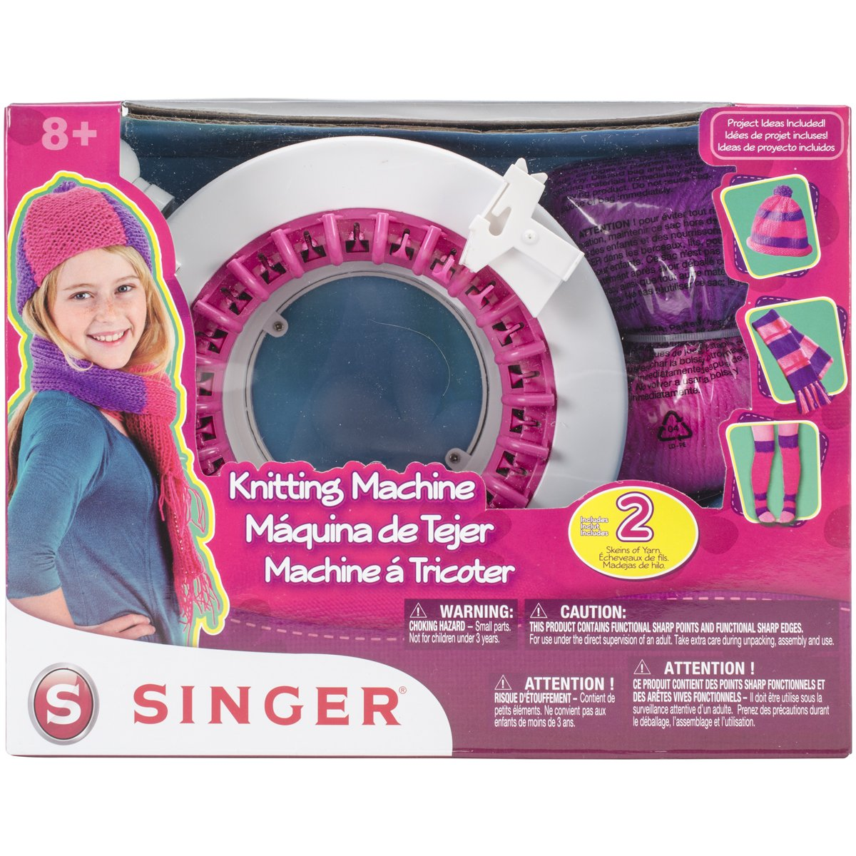 singer knitting machine instructions