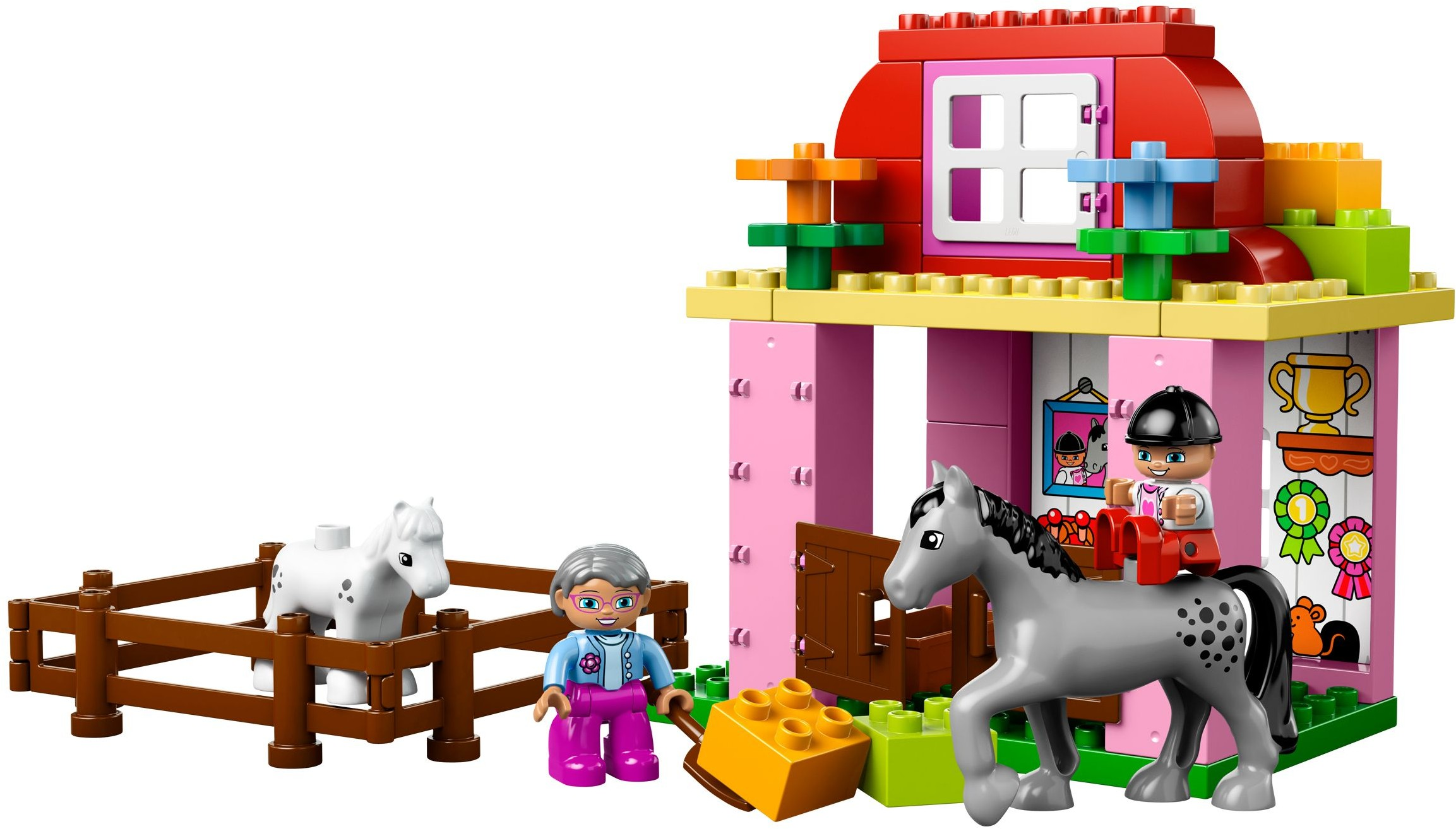 duplo zoo instructions 5634