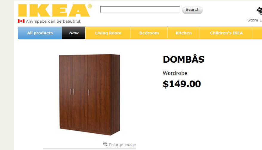 ikea dombas assembly instructions