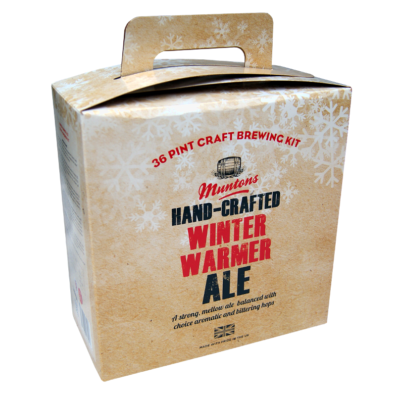crafted cider kit instructions