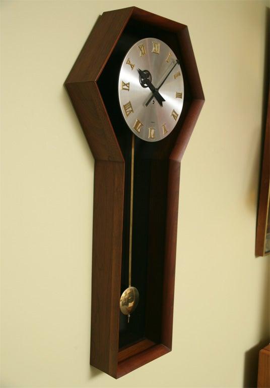 howard miller pendulum wall clock instructions