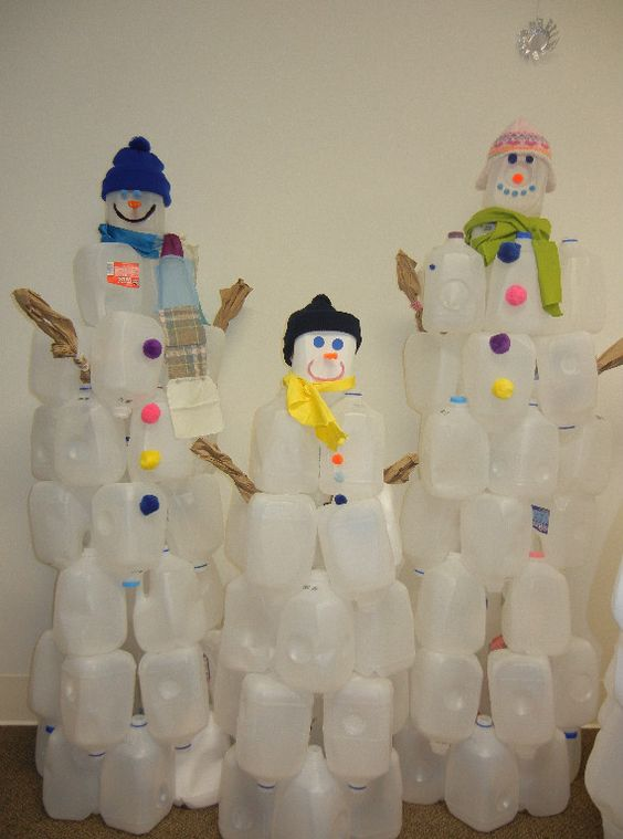 how to build a snowman instructions