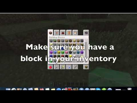minecraft instructions for mac