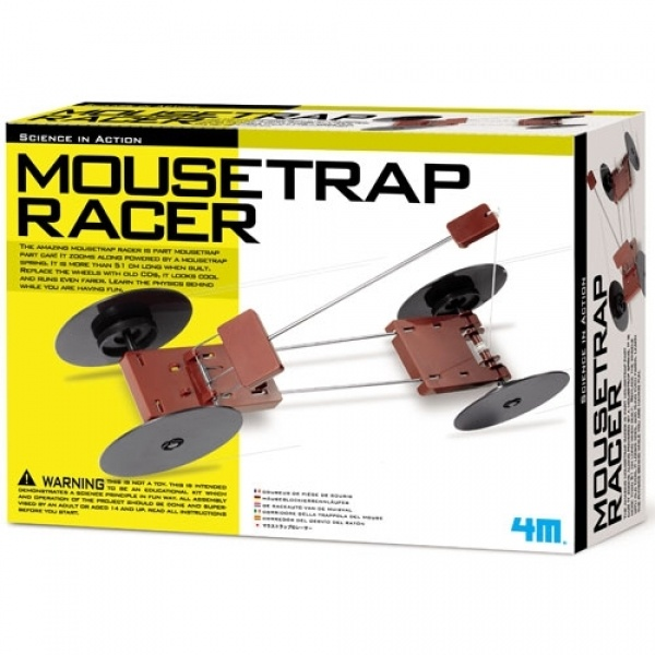 mousetrap car building instructions