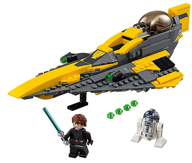 lego star wars anakin skywalker jedi starfighter instructions