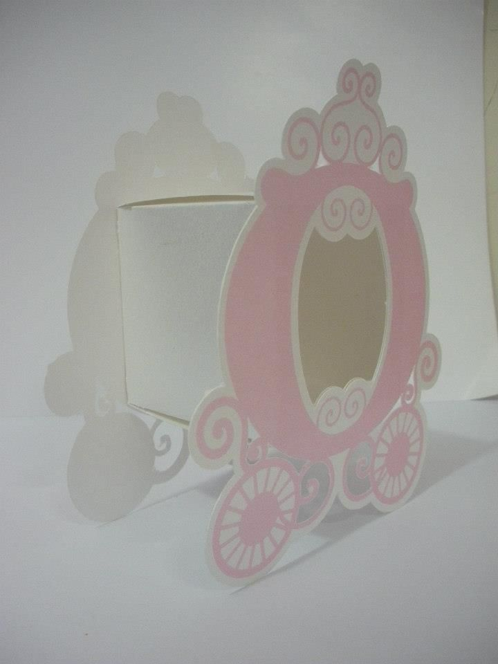 cinderella carriage bed instructions