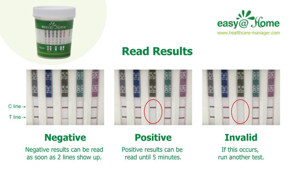 easy home ovulation test instructions