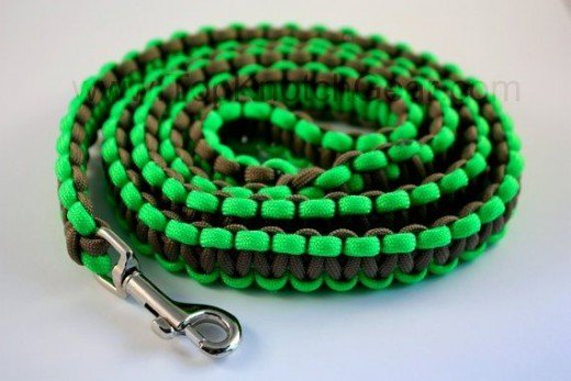 paracord dog collar instructions