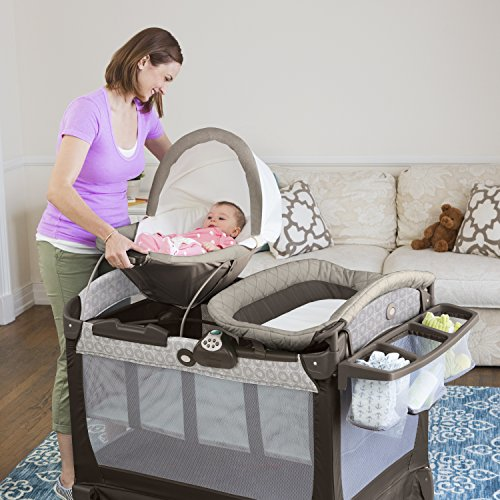 graco pack n play bouncer instructions