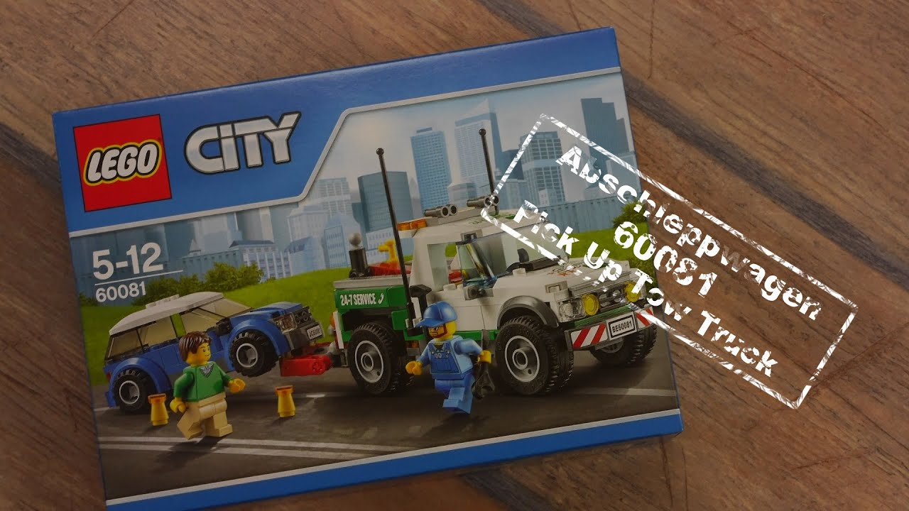 lego tow truck instructions 60081