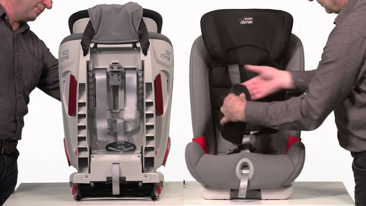 britax romer dualfix instructions