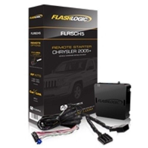 flashlogic flrsch5 install instructions