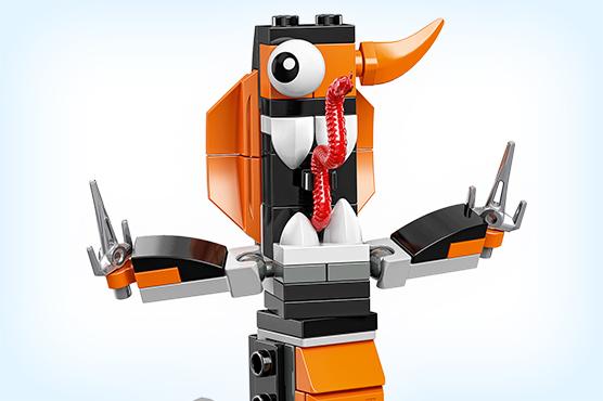 lego mixels mcfd max instructions