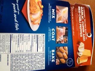 kraft shake and bake chicken instructions