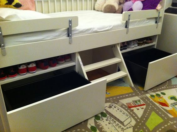 ikea gulliver toddler bed instructions