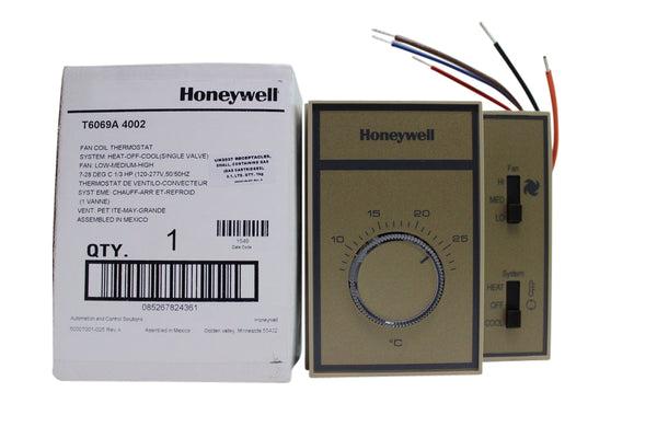 honeywell mechanical thermostat instructions
